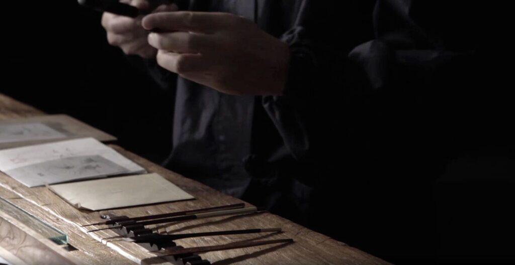 Le Maki-e : l'art de la laque par Namiki