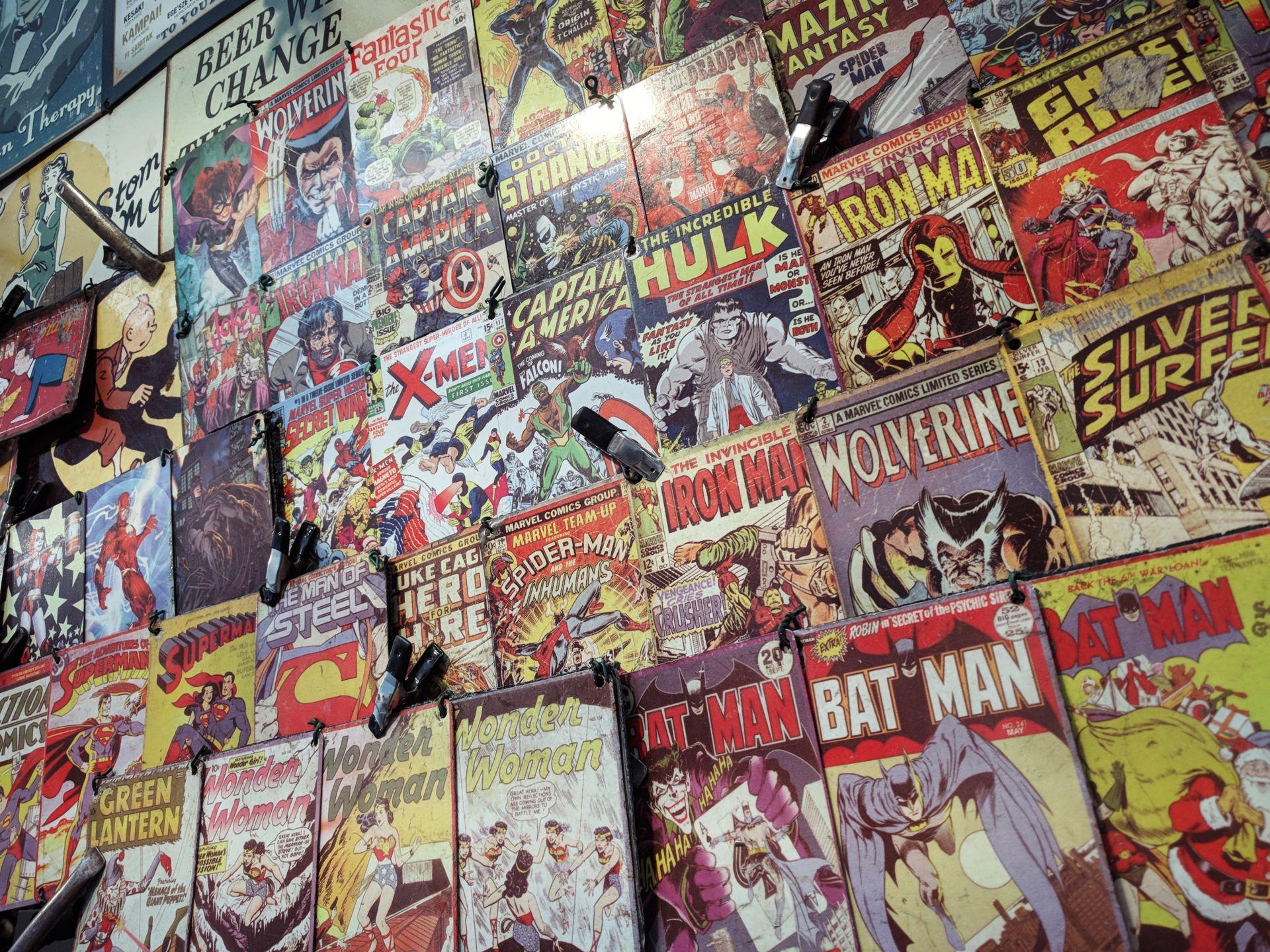 La bande dessinée est-elle un art ?
